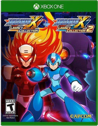Mega Man X Legacy Collection 1+2 Xbox One