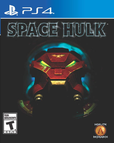 Space Hulk PS4