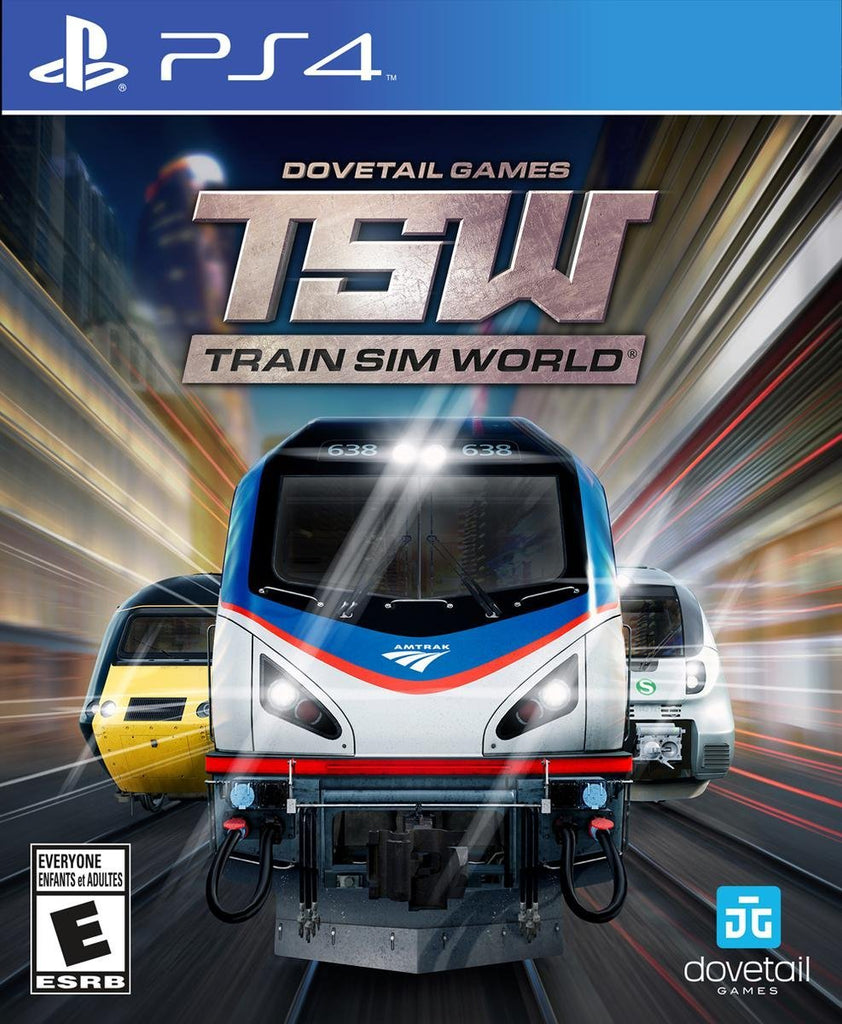 Train Sim World PS4