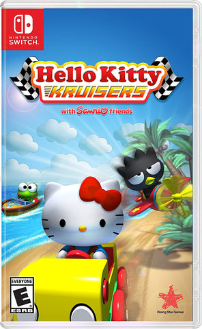 Hello Kitty Kruisers with Sanrio Friends Switch