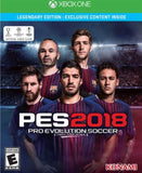 PES 2018: Pro Evolution Soccer Legendary Edition Xbox One