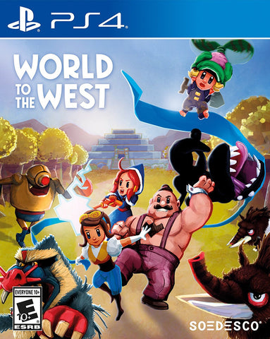 World to the West PS4