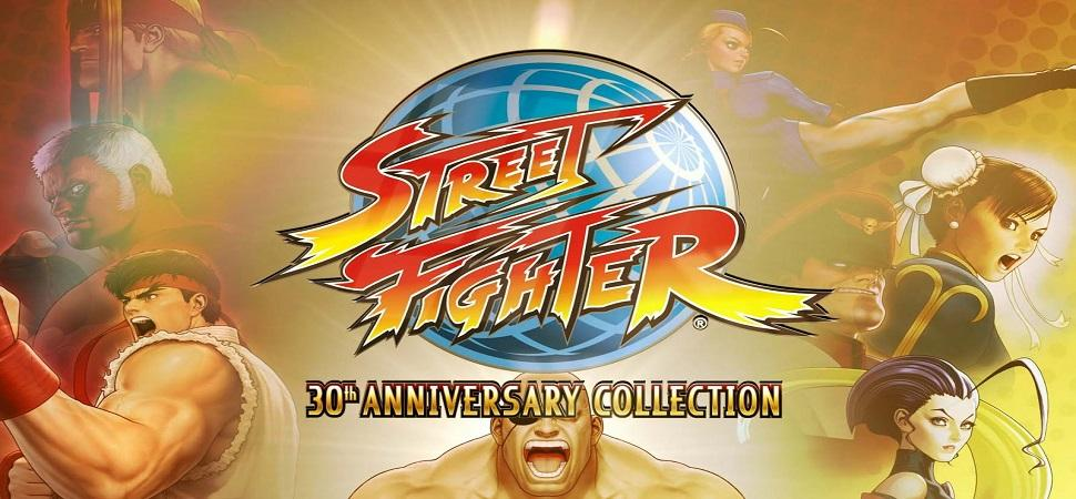 Street Fighter 30th Anniversary Collection Multi Format