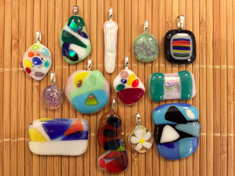 Glass Fusion Class at Liz Daly Designs