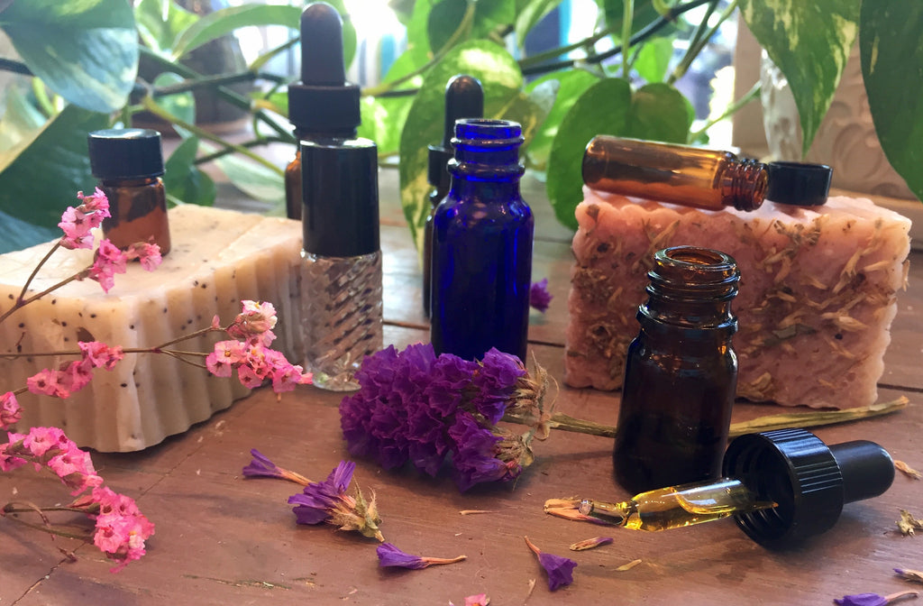 Essential Oils Class Special: 2-for-1