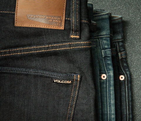 Fall Denim Guide - Volcom