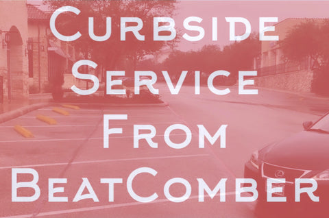 Re-Opening With Curbside on 4/24