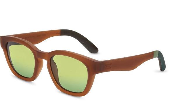 TRAVELER BOWERY MATTE SUNGLASSES