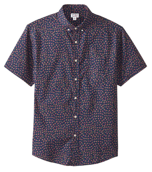 ALEXIS S/S SHIRT - NAVY | CATCH SURF | S |