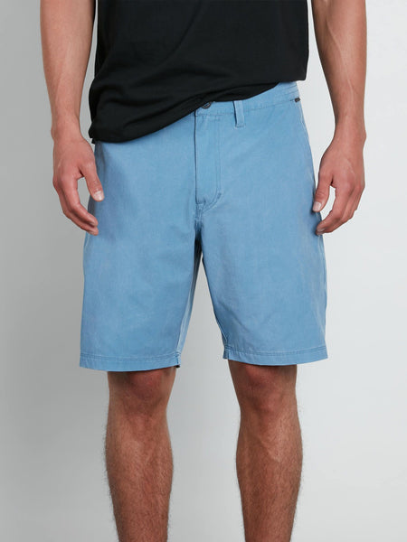 Frickin Surf 'N Turf Faded Hybrid Shorts