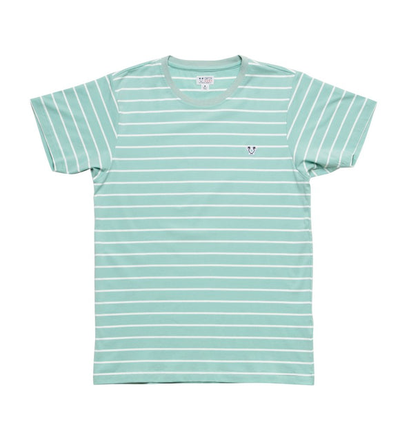 ENSIGN S/S STRIPED KNIT | CATCH SURF | S |