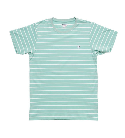 ENSIGN S/S STRIPED KNIT