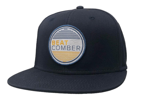 Phantom Vibrations Hat - Navy Bolt | BEATCOMBER | Default Title |