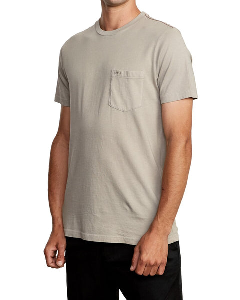 PTC 2 Pigment pocket tee Off White