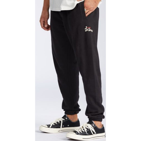 GRINCHMAS VACATION FLEECE PANT | Billabong | Black |