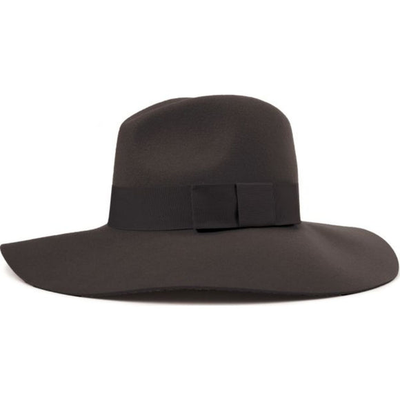 Piper Hat - Black/Black