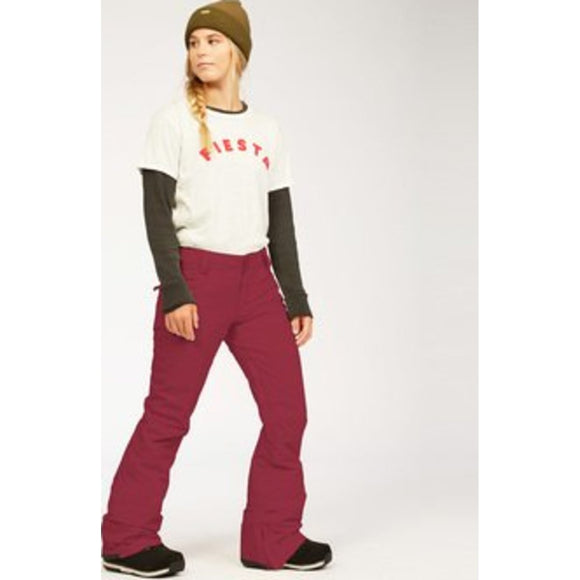 Women's Terry Snow Pants | Billabong | BAYLEAF |