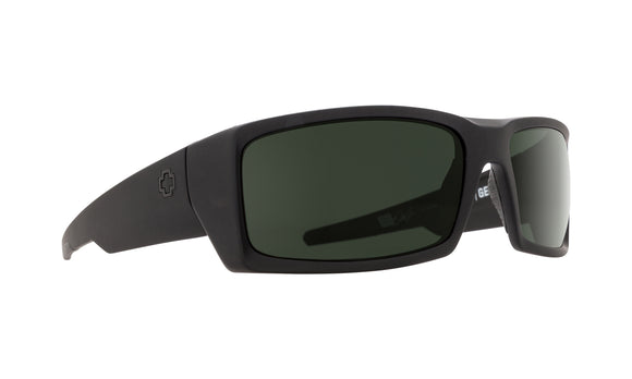 General Soft Matte Black - HD Plus Gray Green | Spy | Default Title |