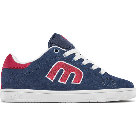 KIDS CALLI-CUT GRNWHIYEL | Etnies | NAVY/RED |