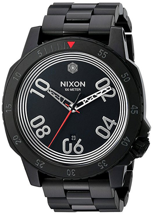 NIXON Ranger STAR WARS Kylo Black