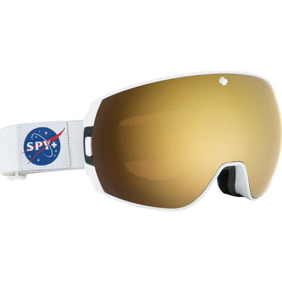 Legacy Spy Space-HD Plus Bronze with Gold Spectra Mirror-HD Plus LL Persimmon with Silver Spectra Mirror