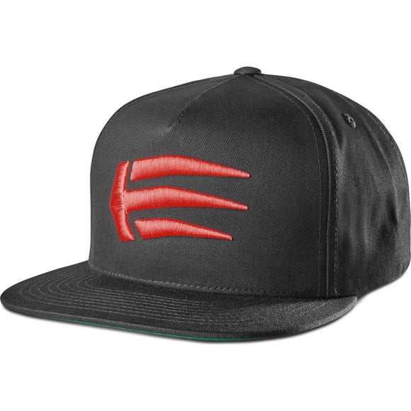 JOSLIN SNAPBACK BLACK/RED