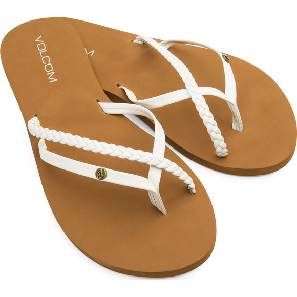 THRILLS II SANDALS - WHITE