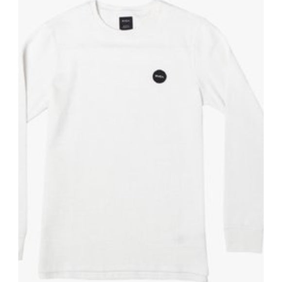MOTORS LONG SLEEVE THERMAL | RVCA | Antique White |