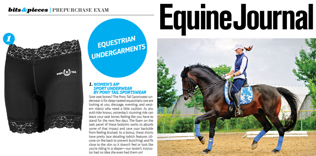 Equine Journal Review