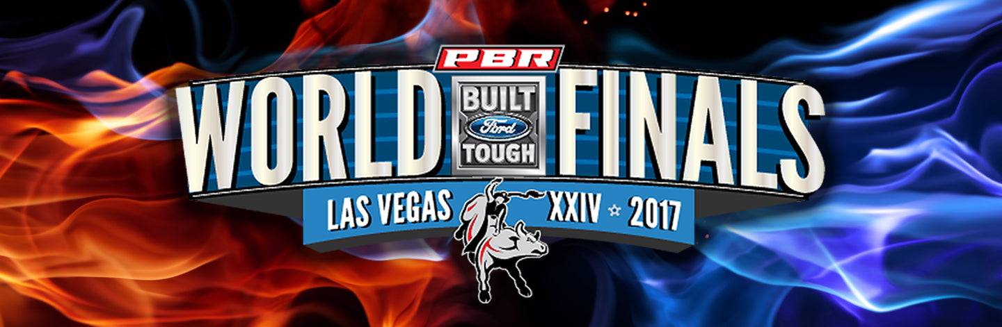 Win two tickets to the 2017 PBR World Finals