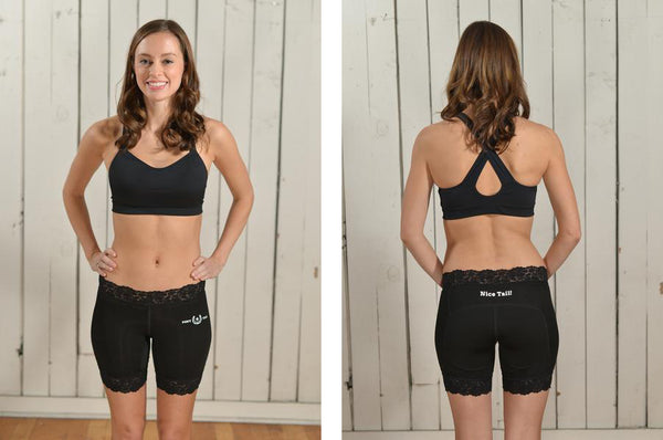Women's AIP™ Sport Underwear by Pony Tail Sportswear - Magnolia Lace