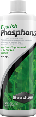 SeaChem Flourish Phosphorus Plant Supplement 500ml