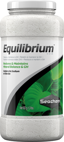 SeaChem Equilibrium For Planted Aquariums 600g