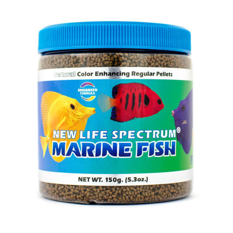 New Life Spectrum Marine Fish Formula Sinking Pellets