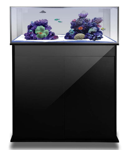 IM NUVO EXT 30 Gallon Aquarium w Black Fusion Stand