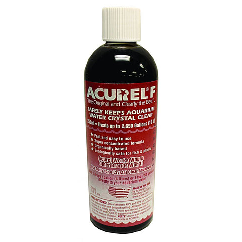 Acurel F Aquarium Water Clarifier