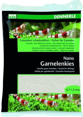 Dennerle Nano Garnelenkies Shrimp Aquarium Gravel, 4.4-lb bag