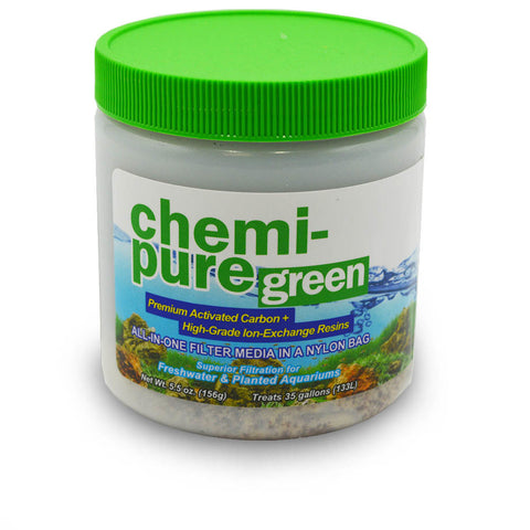 Chemi-Pure Green Carbon