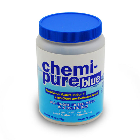 Chemi-Pure Blue Carbon