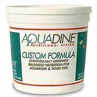 Aquadine Nutritional System, Saltwater