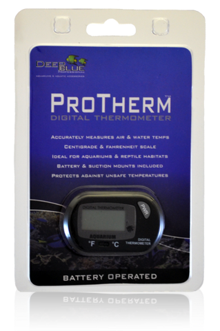 Deep Blue Pro Therm Digital Thermometer