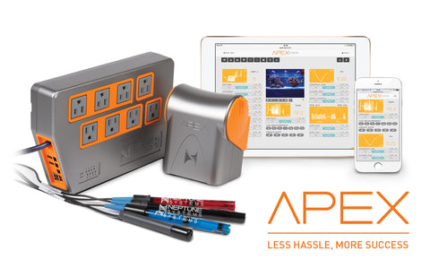 Neptune Systems New APEX Wi-Fi Controller System