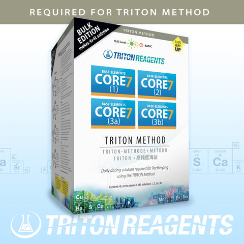 Triton CORE7 Base Elements Bulk 4x4L
