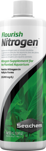 SeaChem Flourish Nitrogen Plant Supplement 500ml