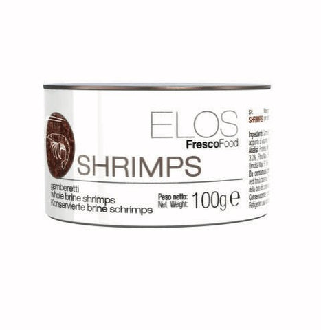 Elos Fresco Food Canned Brine Shrimp