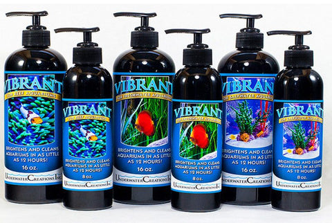 Vibrant Liquid Aquarium Cleaner