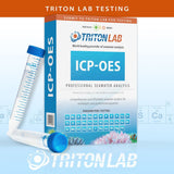 Triton Labs ICP-OES - Laboratory Seawater Analysis