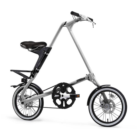STRiDA 5.0 Brushed Silver