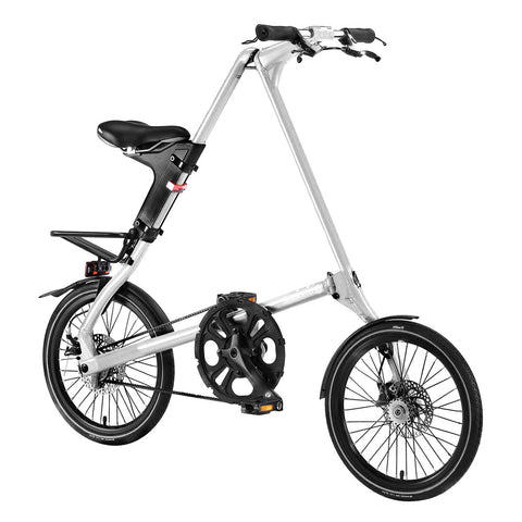STRiDA EVO Brushed Silver
