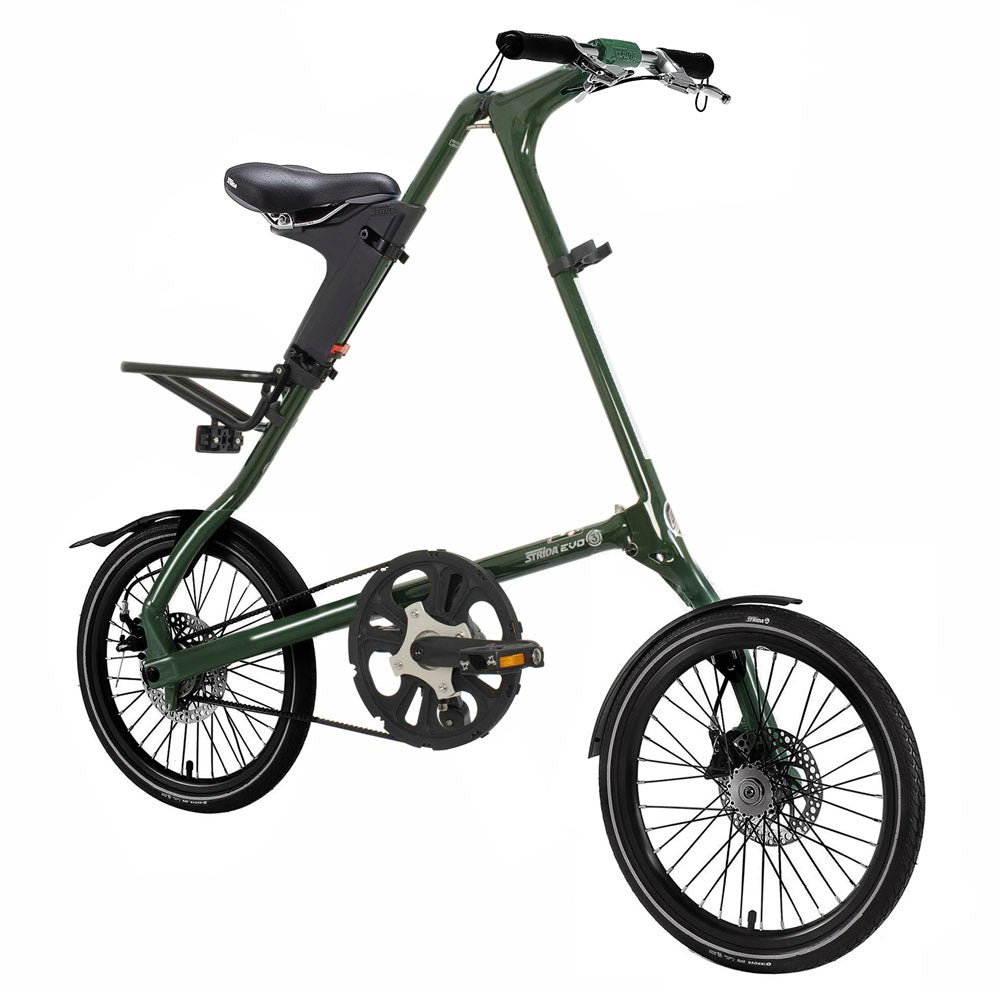 STRIDA EVO English Racing Green